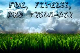 fun fitness and fresh air