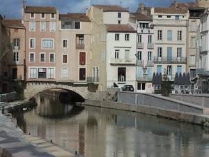 Narbonne - Canal du Robin